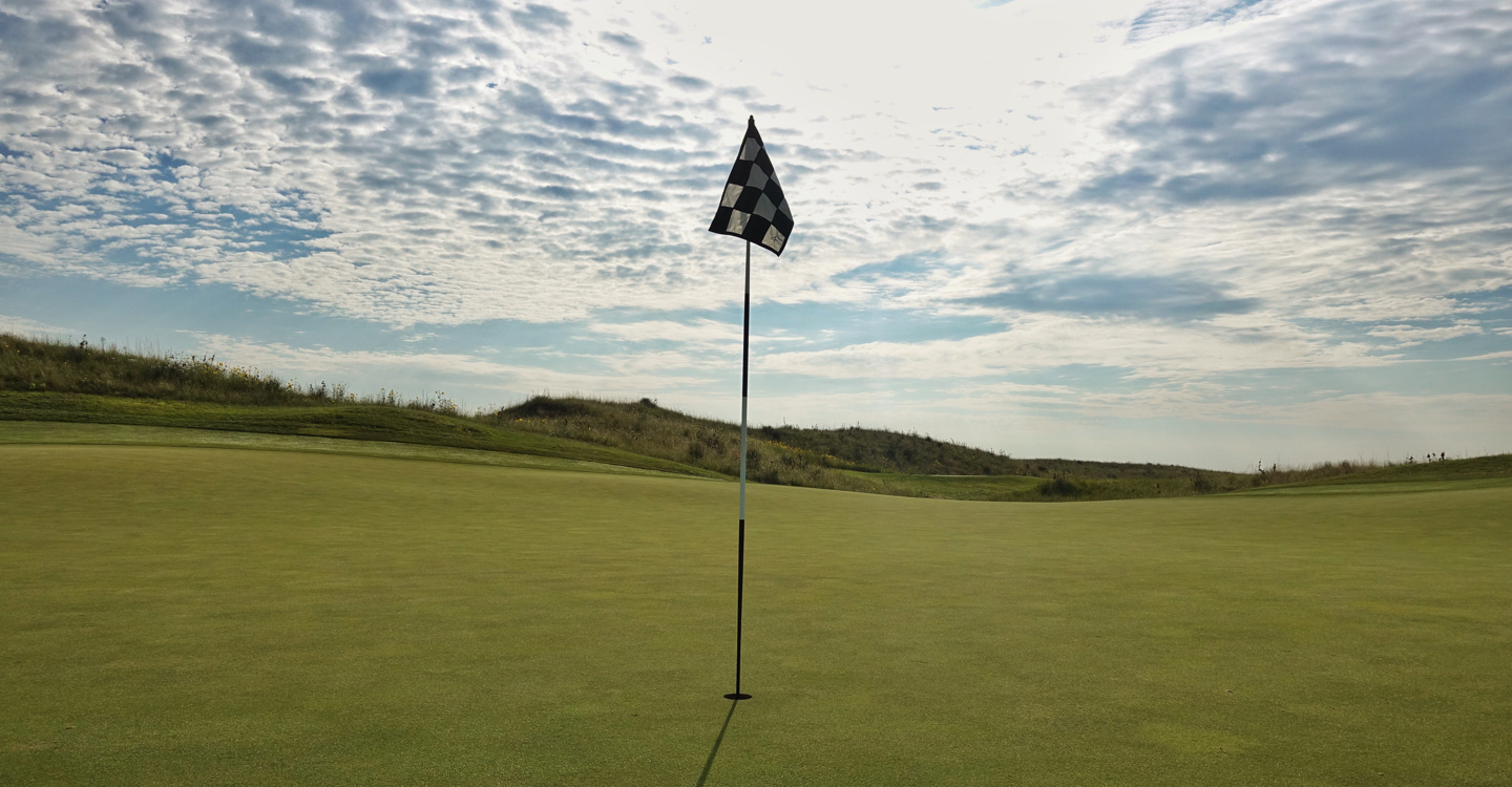 Earth and sky conspire for breathtaking beauty at Sand Hills