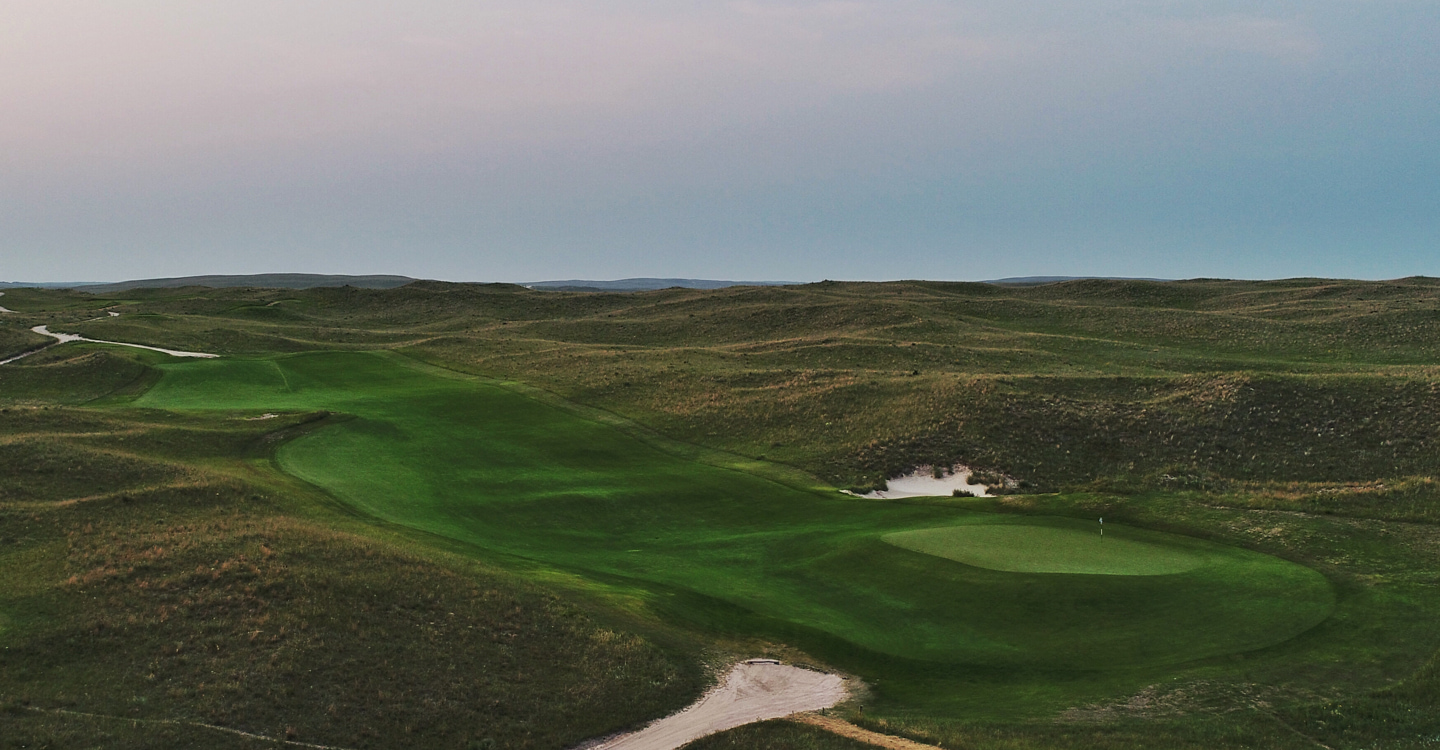 An outstanding hole in the Prairie Dunes tradition