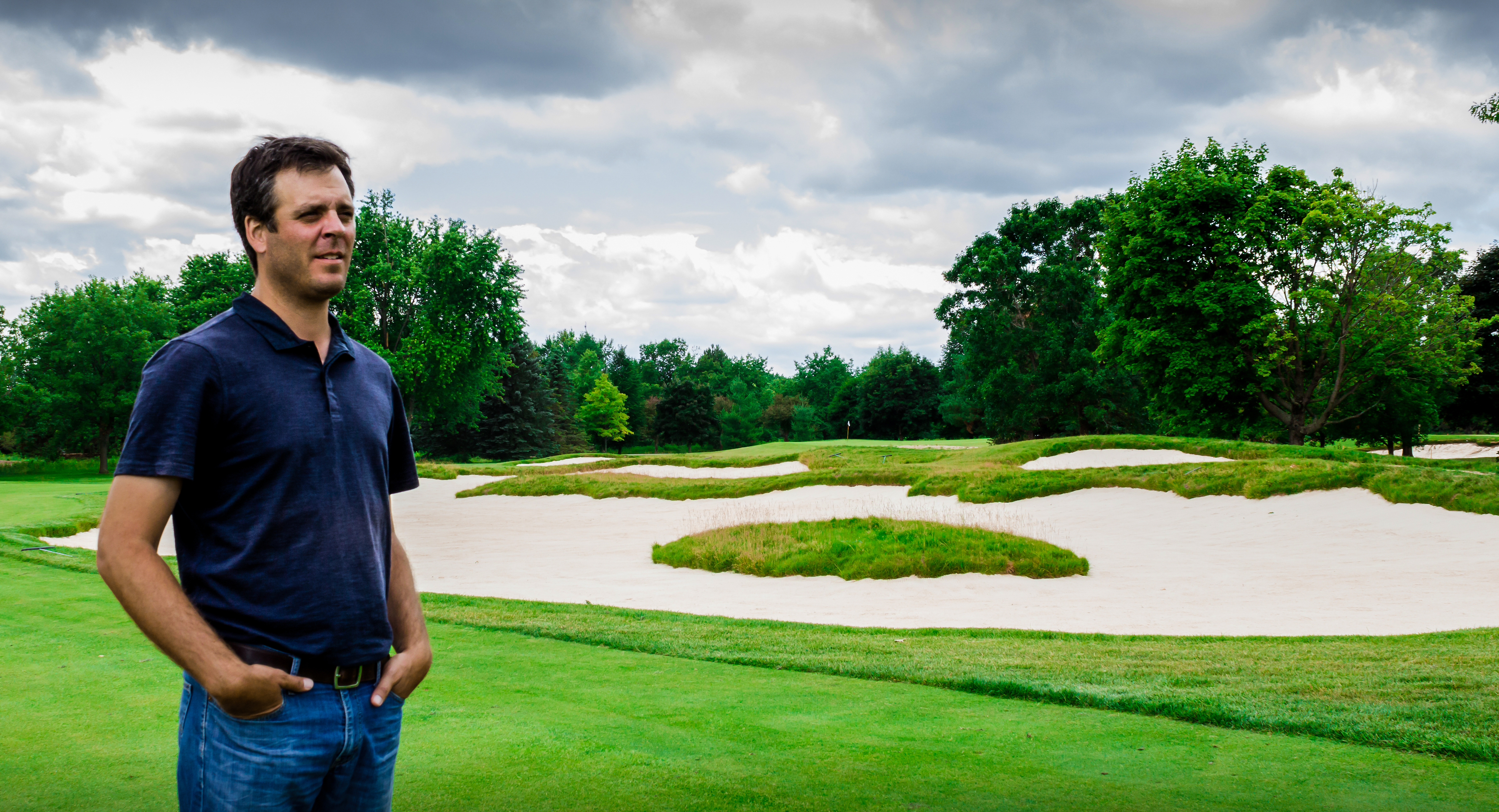 Upholding Golf's Ideals – An Interview with Architect Jeff Mingay